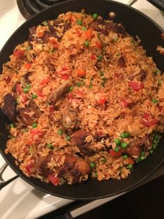 Arroz con Pollo (Chicken & Rice)