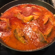 Stewed Red Snapper (Nigerian Style)