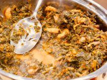 Efo – Turnip Greens, Nigerian Style
